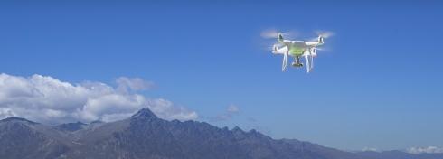 Multi-rotor Drone DJI Phantom