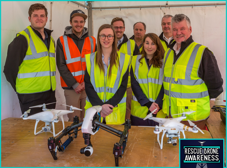 Group Shot from a Previous Rescue Drone Awareness Course